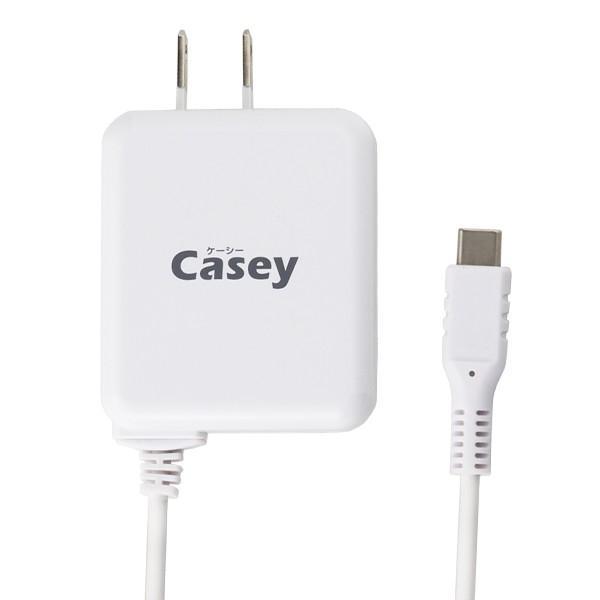 タイプc 充電ケーブル スマホ 充電器 アンドロイド 急速充電 コンセント 3A Type C USB 持ち運び ACアダプタ 1.5m Type-C Nexus Xperia Galaxy AQUOS R|mikawasyouten|08