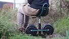 農業用移動椅子