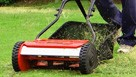 手押し式芝刈機