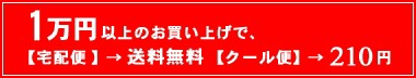 送料無料・210円