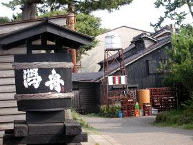 竹田酒造店概観