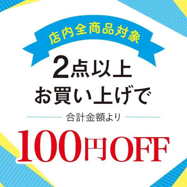 ★まとめ買いクーポン★2点以上お買い上げで100円OFF