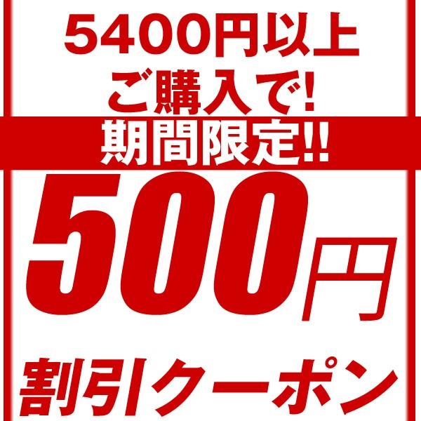 【限定!】★5400円以上ご購入で500円OFFクーポン★