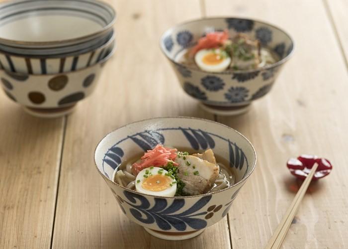 美濃焼 南風(ぱいかじ) 反型茶碗 陶器 飯碗やちむんどんぶりパスタ皿オシャレおしゃれ