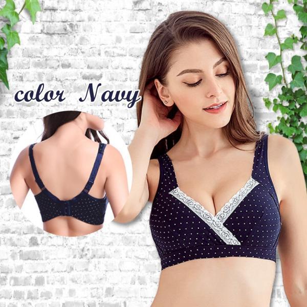 SALE マタニティ 授乳ブラ 美胸 ノンワイヤー 授乳 ブラジャー インナー 産前 産後 ケア プチプラ セール|miriimerii|18