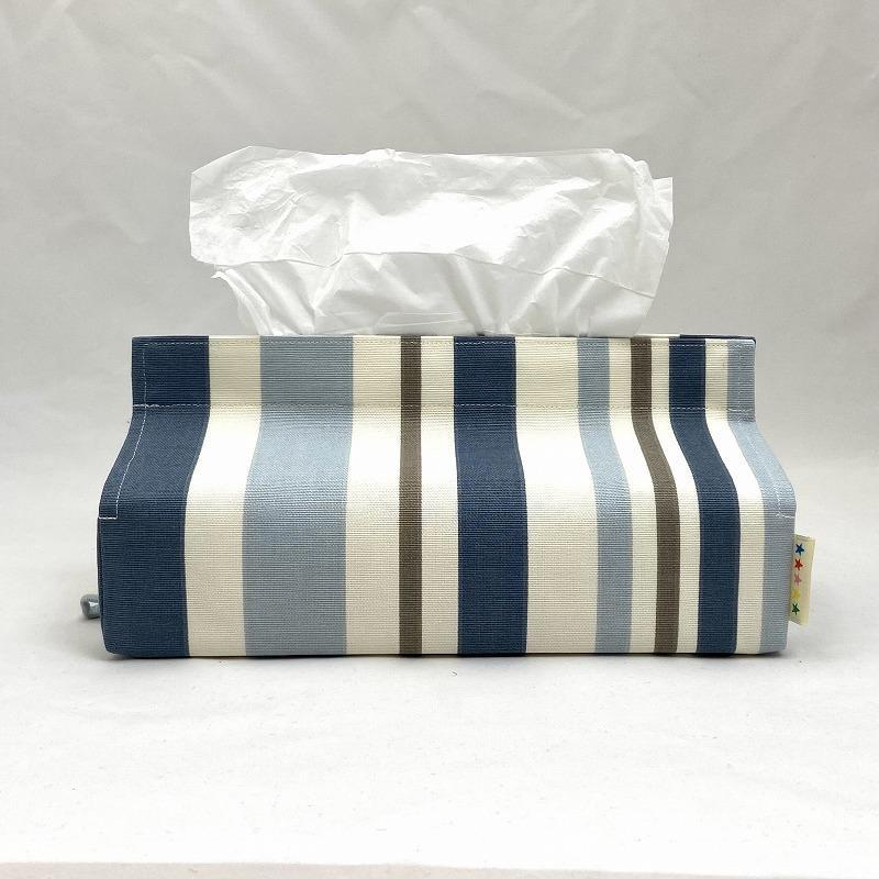 tenteのティッシュボックスケース(吊り下げ用ループ付き)|mishinkoubou|25