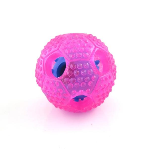 ペット用おやつボール 猫 犬用 噛むおもちゃ 歯磨き用ボール 噛むボール 餌入れおやつボール フード入れ 噛む玩具 知育玩具 わんちゃんのストレス解消 宅配便 missbeki 12