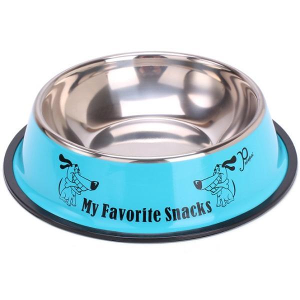 ペット 犬 猫 食器 フードボール ステンレス食器 ペットボウル 餌入れ ウォーターボウル 可愛い ペット グッズ 猫 小型犬 中型犬 小動物 宅配便送料無料|missbeki|20