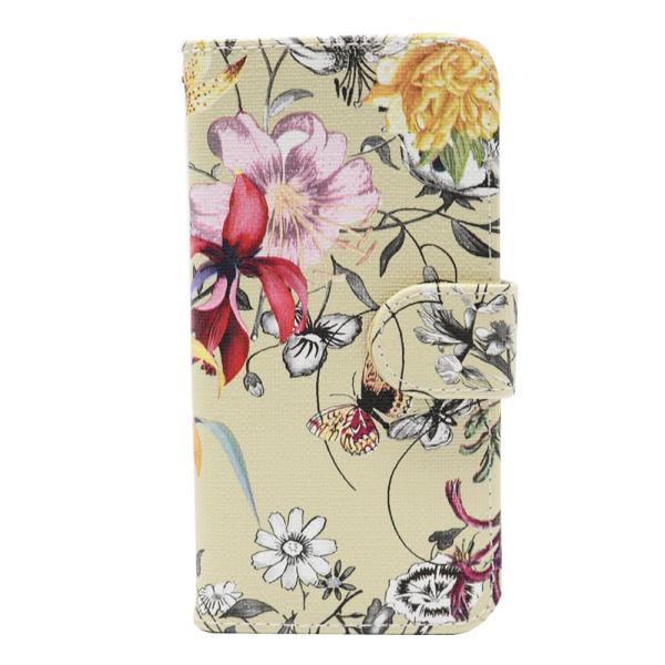 アイフォンX スマホケース花柄 iPhoneX ケース 手帳型 スマホカバー カードホルダー スフラワー 送料無料|missbeki|20