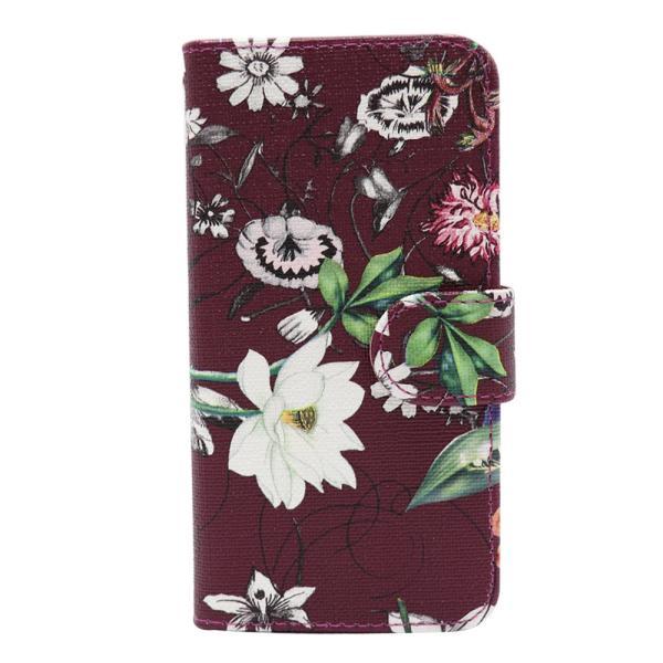 アイフォンX スマホケース花柄 iPhoneX ケース 手帳型 スマホカバー カードホルダー スフラワー 送料無料|missbeki|21