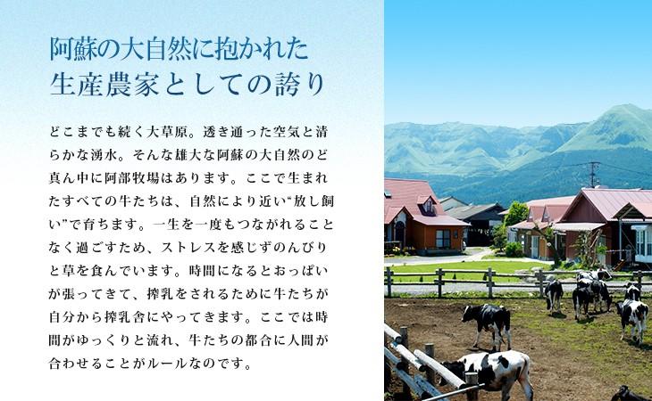 阿蘇の大自然に抱かれた生産農家としての誇り