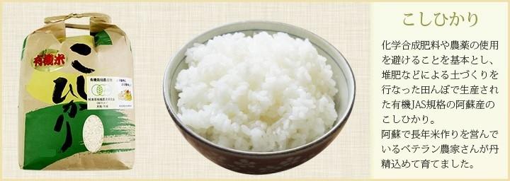 大和秀輔有機栽培米
