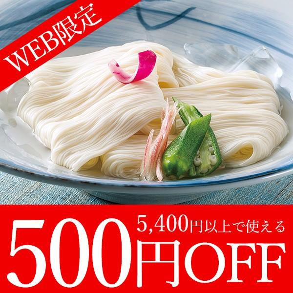 【WEB限定】5,400円以上購入で使える500円OFFクーポン!