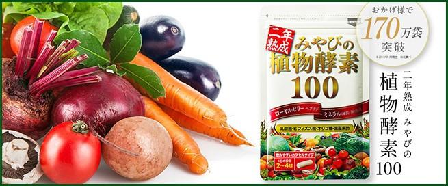 植物酵素100