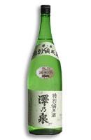 石越醸造 澤の泉 特別純米酒