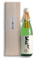 男山酒造 蒼天伝 純米大吟醸(木箱付き)