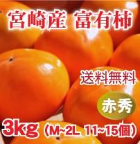 宮崎県産 富有柿