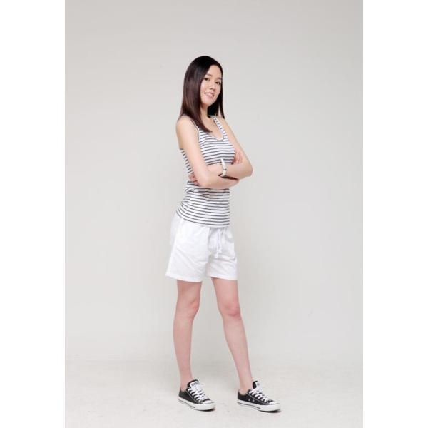 ショートパンツ レディース 単品 サーフパンツ ボード 短パン スウェット 水着用 黒 ホワイト 大きいサイズ|mizuki-store|21