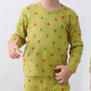 キッズ ルームウェア パジャマ 男の子 女の子 ユニセックス トップス パンツ 上下セット 長袖 部屋着 寝巻き 子供用|水着ストア