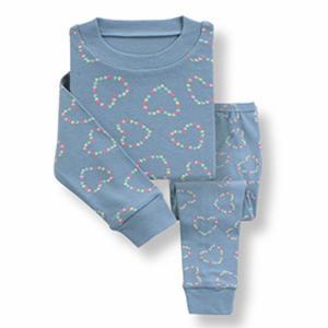 キッズ ルームウェア 長袖 パジャマ セットアップ 男の子 女の子 ユニセックス 上下 2点セット 部屋着 寝巻き 子供 総柄 100-150サイズ|水着ストア
