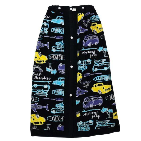 ラップタオル 子供 80cm キッズ 女の子 男の子 スイミング 巻きタオル バスタオル プールタオル 水着着替えタオル スイムタオル|mizuki-store|40