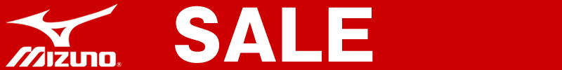 ミズノ アウトレット 売りつくし バーゲン 掘り出し物市 40〜50%OFF商品満載!