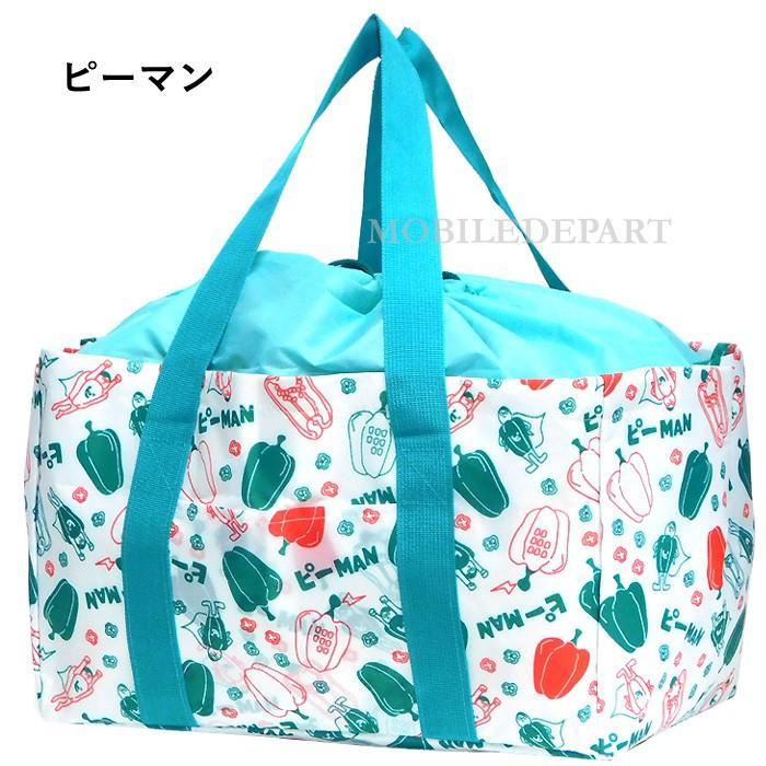 エコバッグ 保冷 折りたたみ 大容量 保冷バッグ レジカゴバッグ コンパクト 安い コンビニ マチ レジカゴ おしゃれ 巾着|mobadepa|19