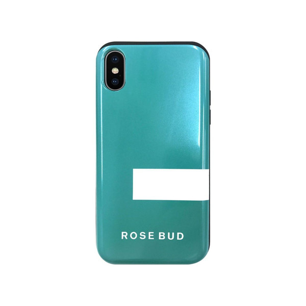セール価格 iPhoneXS iPhoneX 対応 ROSE BUD ローズバッド 「背面 シェルケース」  IC カード収納 アイフォン テン iphonex iphonexs iphone x ケース|mobile-f|08