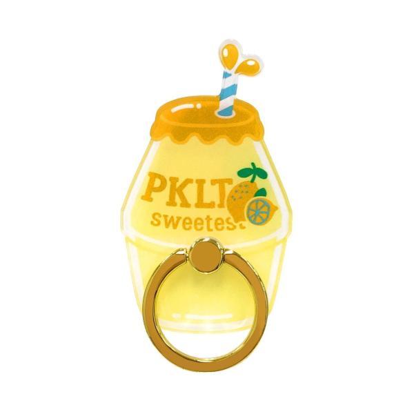 PINK-latte 「ダイカットスマホリング」 ピンクラテ バンカーリング ジュニア ブランド 落下防止 スマートフォン iPhone アクセサリ Xperia Galaxy|mobile-f|12