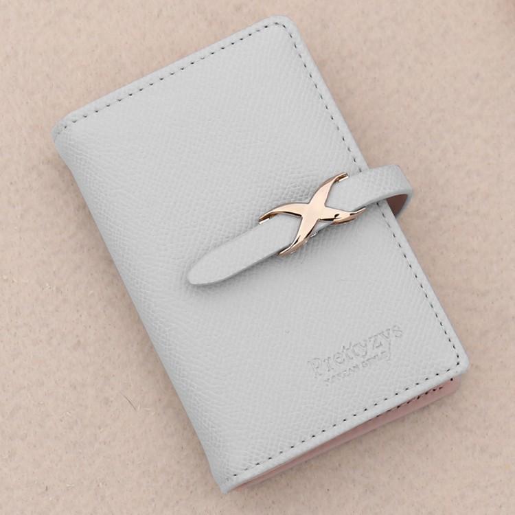 カード入れ ケース 大容量 レディース おしゃれ 二つ折り 40枚収納可能 診察券 ポイント IC 電子マネー クレジット カードホルダー 整理 黒|mobilebatteryampere|24