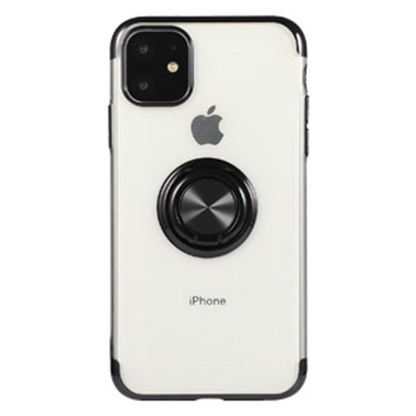 iPhone11 ケース クリア  iPhone11 Pro 2タイプ iPhone7 XR XS Max X iPhone8 スマホケース フィンガーリング 耐衝撃 TPU おしゃれ mobilebatteryampere 22