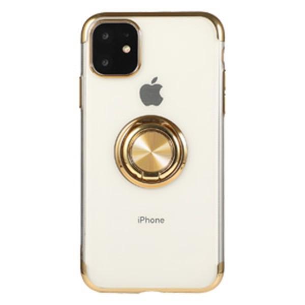 iPhone11 ケース クリア  iPhone11 Pro 2タイプ iPhone7 XR XS Max X iPhone8 スマホケース フィンガーリング 耐衝撃 TPU おしゃれ mobilebatteryampere 25