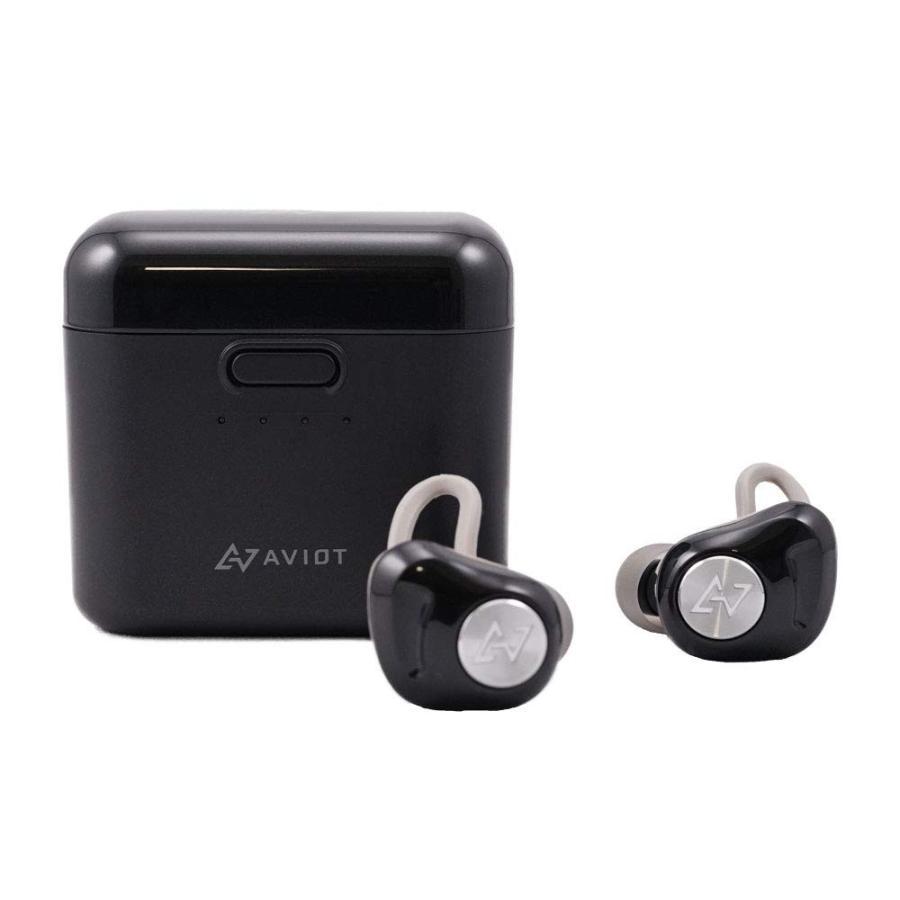 ワイヤレスイヤホン bluetooth イヤホン スマホ iphone android 対応 重低音 aac aptx AVIOT(アビオット) TE-D01d (メーカー1年保証) mobileselect 18