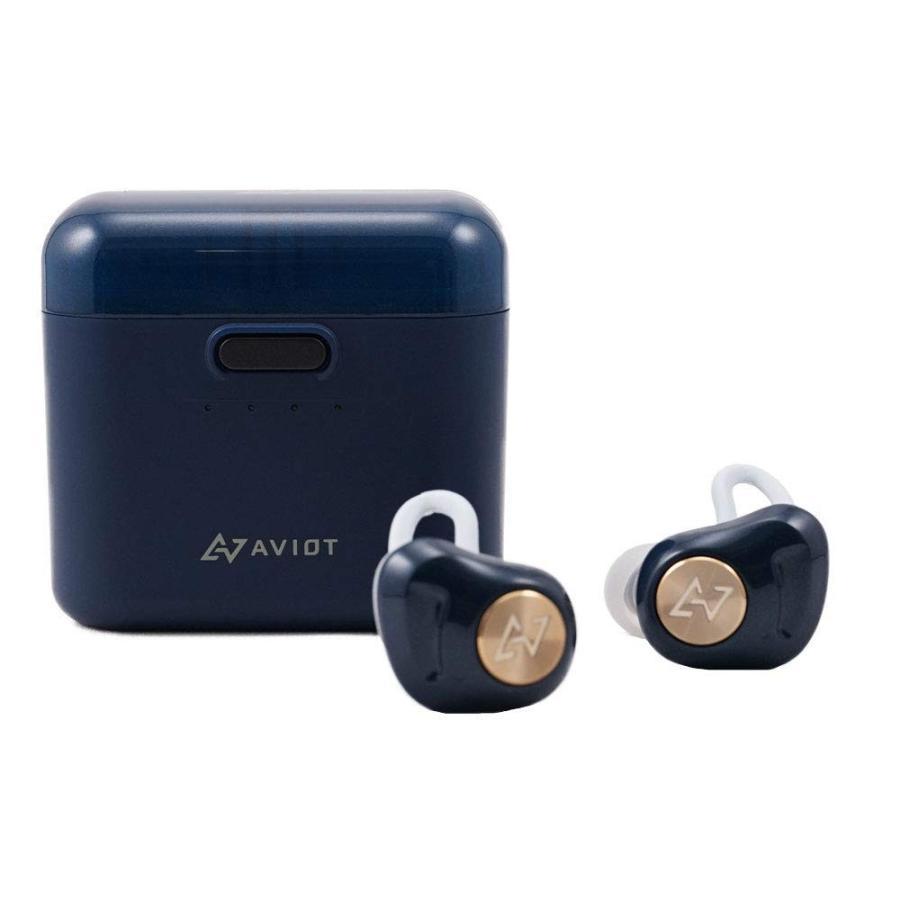 ワイヤレスイヤホン bluetooth イヤホン スマホ iphone android 対応 重低音 aac aptx AVIOT(アビオット) TE-D01d (メーカー1年保証) mobileselect 19