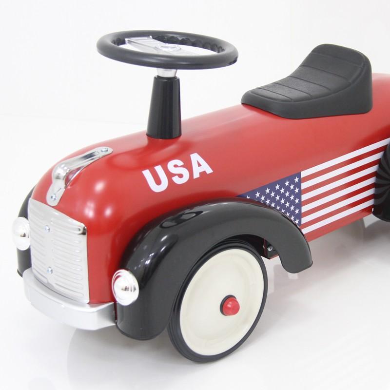 [長期在庫アウトレット特価]ARTABURG(アルタバーグ) スピードスター スチール玩具 足けり乗用 乗用玩具 押し車 子供が乗れる 本州送料無料 [891] mobimax 13