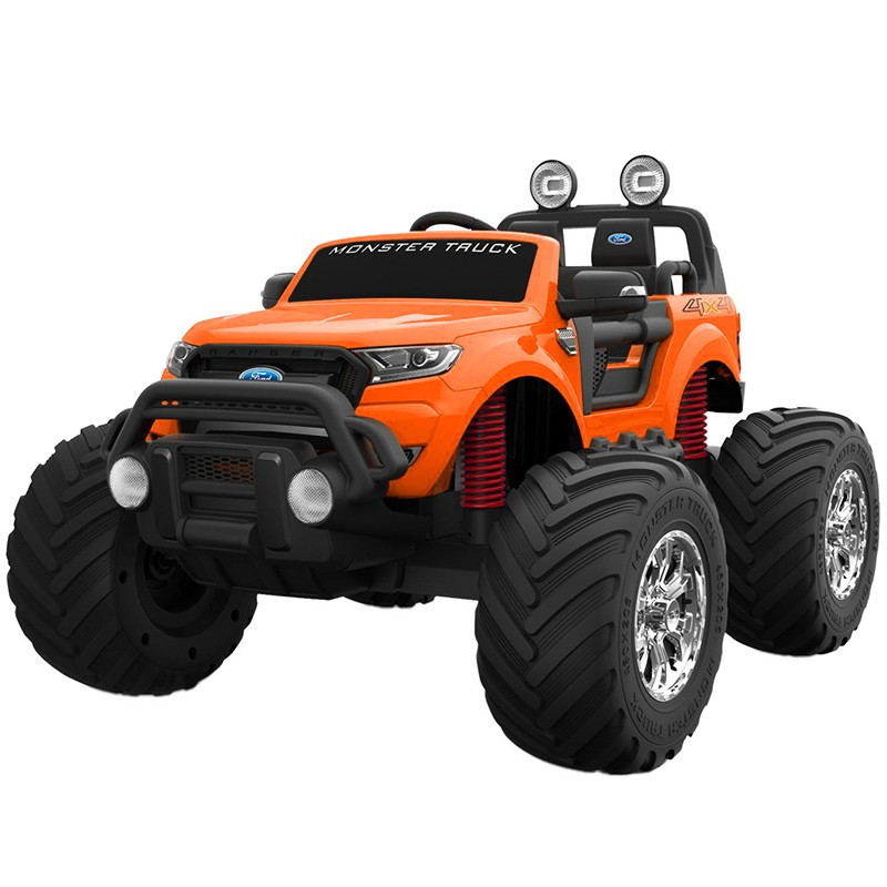 乗用玩具 超巨大 乗用ラジコン フォード モンスタートラック 二人乗り 4WD&大型バッテリー 電動ラジコンカー 乗用ラジコンカー [フォード モントラ DK-MT550]|mobimax|23