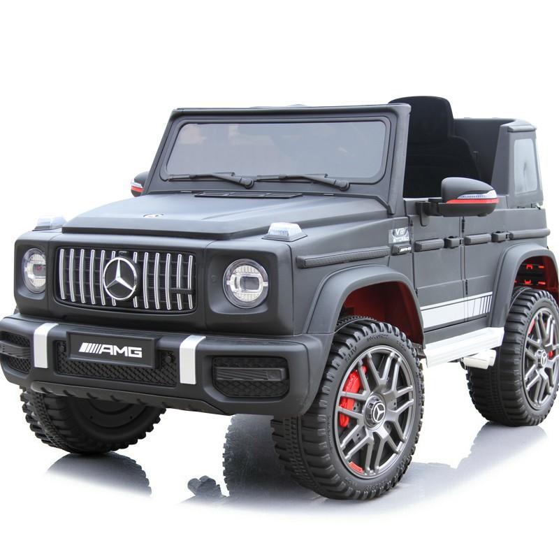 乗用玩具 乗用ラジコン BENZ G63 AMG Large Size メルセデスベンツ Gクラス ライセンス 乗用ラジコンカー 電動ラジコン 乗用ラジコンカー BBH-0003|mobimax|22