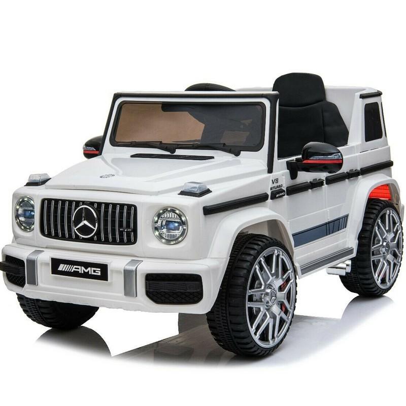 乗用玩具 乗用ラジコン BENZ G63 AMG Large Size メルセデスベンツ Gクラス ライセンス 乗用ラジコンカー 電動ラジコン 乗用ラジコンカー BBH-0003|mobimax|23