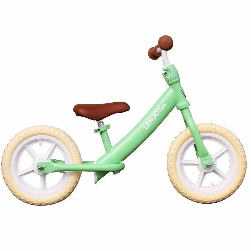 子供用自転車 ペダルなし LENJOY バランス キック バイク ランニングバイク 軽量 キッズバイク 2歳 3歳 4歳 5歳 [S100-12] mobimax 19