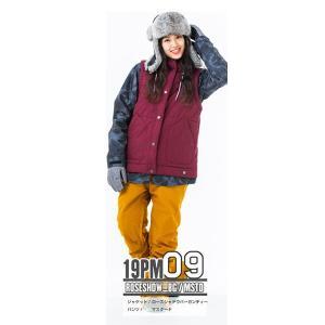スノーボードウェア レディース スキーウェア スノボウェア 上下セット ジャケット パンツ SECRET GARDEN PLAYMORE 2018-2019 新作|mocomocotown|22