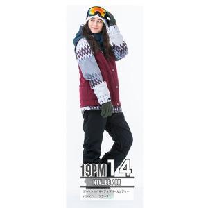 スノーボードウェア レディース スキーウェア スノボウェア 上下セット ジャケット パンツ SECRET GARDEN PLAYMORE 2018-2019 新作|mocomocotown|27