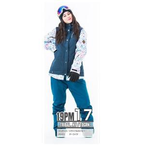 スノーボードウェア レディース スキーウェア スノボウェア 上下セット ジャケット パンツ SECRET GARDEN PLAYMORE 2018-2019 新作|mocomocotown|30