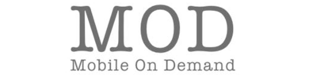 MOD mobile-on-demand ロゴ
