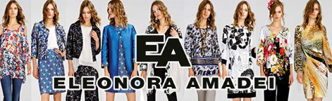 イタリアインポート洋服ブランド ELEONORA AMADEI