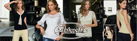 イタリアインポート洋服ブランド ANTONELLA
