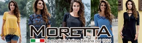 イタリアインポート洋服ブランド MORETTA