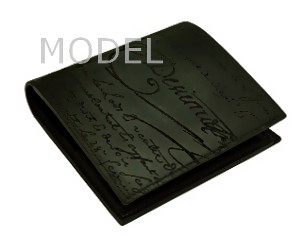 ベルルッティ 財布 メンズ財布 カリグラフィー 二つ折り財布 商品コード Berluti-002 商品画像 1