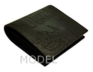 ベルルッティ 財布 メンズ財布 カリグラフィー 二つ折り財布 商品コード Berluti-002 商品画像 2