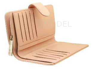 シャネル 財布 新作 2013 クルーズ 二つ折り財布 ピンク キャビアスキン A50073 商品コード CHANEL-105 商品画像 3