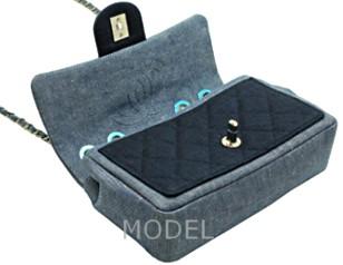 シャネル バッグ 新作  チェーンバッグ デニム A92215 商品コード CHANEL-177 商品画像 6